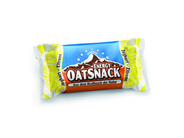 Energy OatSnack 283000 Sports Nutrition Yoghurt Lemon 65g